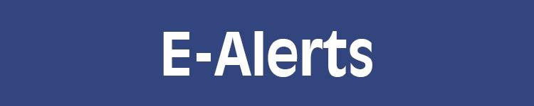 E-Alerts