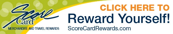 Score Card.  Click Here to Reward Yourself! ScoreCardRewards.com