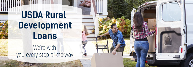 USDA LOANS WE ARE HERE FOR YOU.