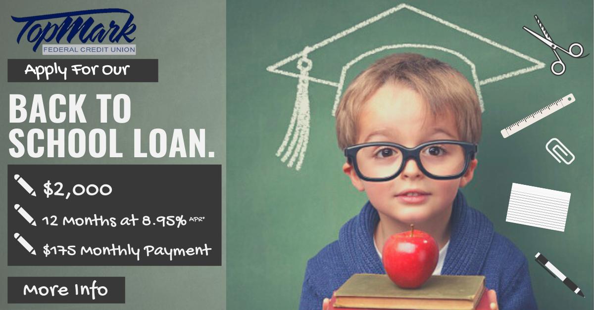 Back to School Loan 2020