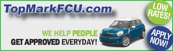 TopMarkFCU.com We help people get approved everyday! Low Rates.   Apply Now