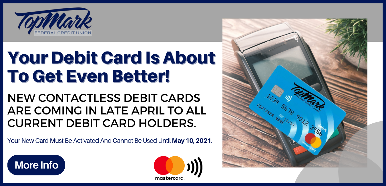 New Contactless Card 2021