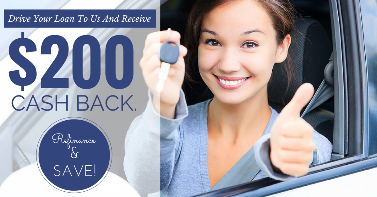 Refinance with TopMark and get $200 cash backave