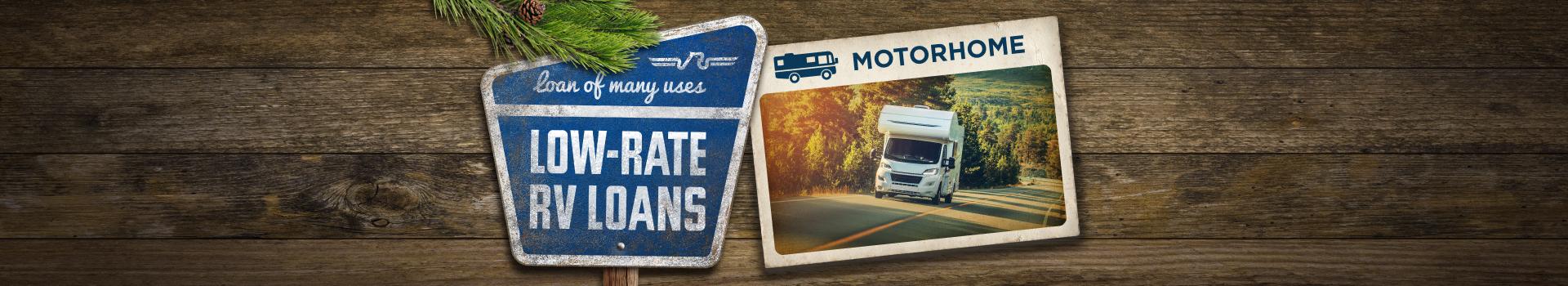 rv.motorycle loans
